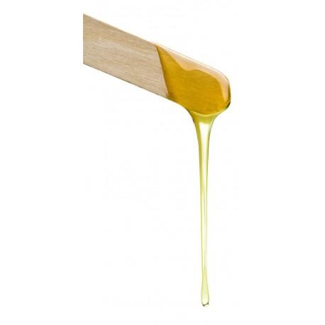 Pot de cire jaune - 800ml